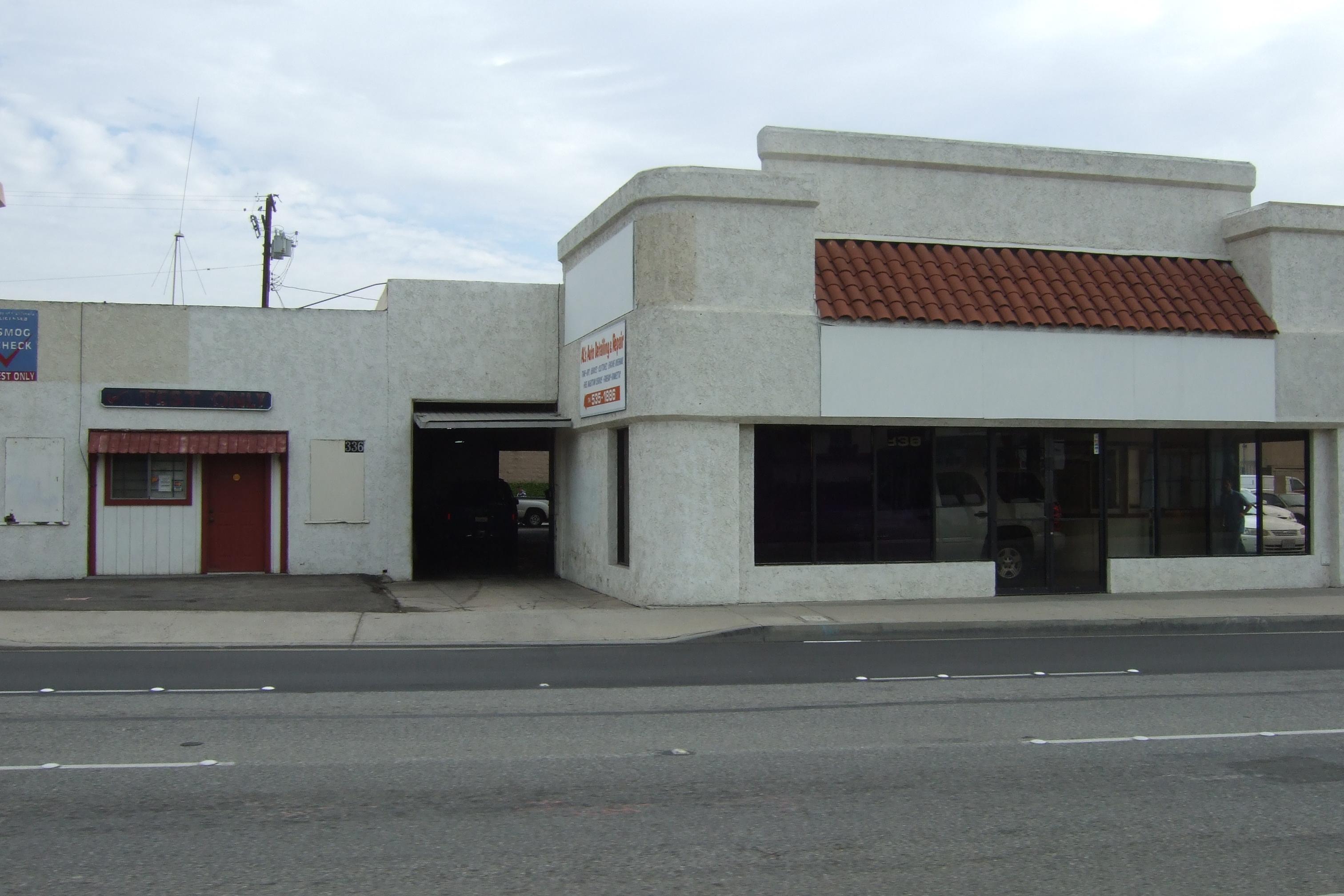 Packard building anaheim